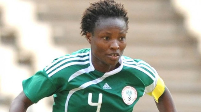 Nkwocha leads seven other foreign pros to Falcons camp
