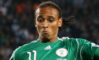 Osaze is biggest surprise in Keshi's 30-man squad