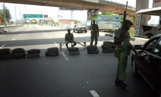 Nyanya blast: Soldiers mount more road blocks