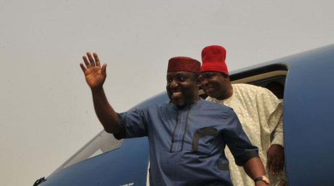 Okorocha: I bought my jets with my money