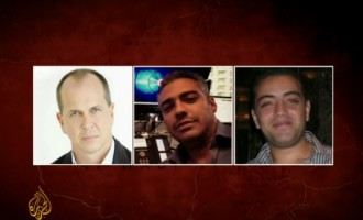 Al Jazeera journalists jailed for seven years