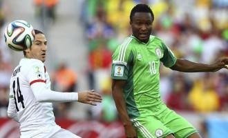 Mikel: Bonus row won't affect us against France