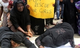 #BringBackOurGirls group challenges ban in court