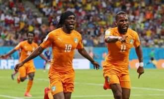 Cote d'Ivoire record Africa's first win at World Cup