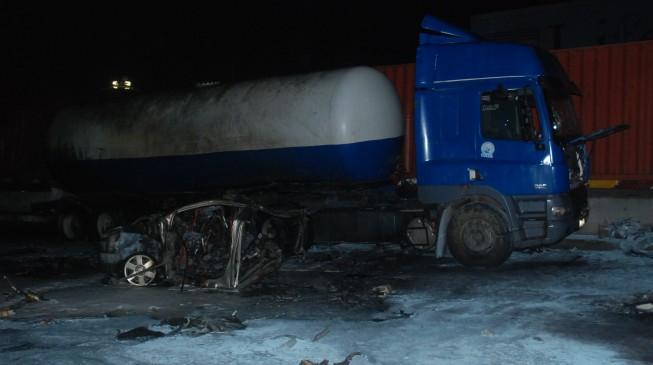 UPDATED: Blast kills 3 in Lagos