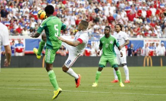 Eagles round off World Cup preparations with defeat to US