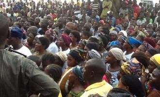 700 displaced persons flee to Jalingo after latest Wukari killing