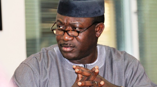 Senate summons Fayemi over Zamfara lead poisoning