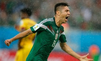 Cameroon open Africa's World Cup with loss to Mexico