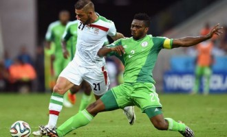 Nigeria-Bosnia: Moses out, Odemwingie in
