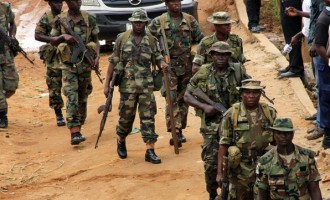Soldiers kill 9 Boko Haram suspects