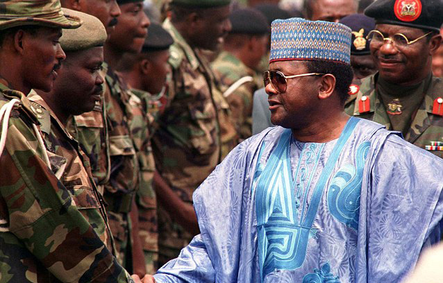20 Things To Remember About Gen Sani Abacha Thecable