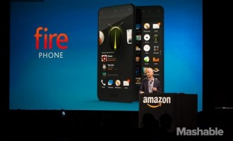 This 3D phone by Amazon is on 'fire'