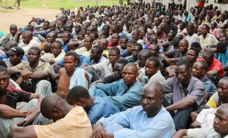 486 'Boko Haram suspects' arrested in Abia