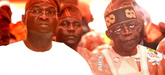 THE QUESTION: Why can't Tinubu back Fashola?