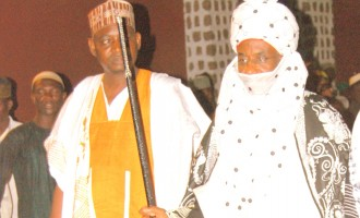 Kano youths on the rampage over new emir