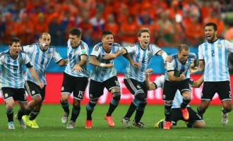 Argentina could win – these are 10 matches why!