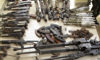 Reps summon customs CG, DSS DG over importation of illegal arms