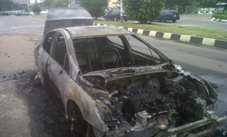 Abuja car explosion 'not a bomb attack'