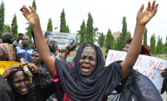 Chibok parents deny meeting FG