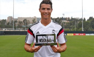 Goal 50 Award: Ronaldo wins, Enyeama 27th