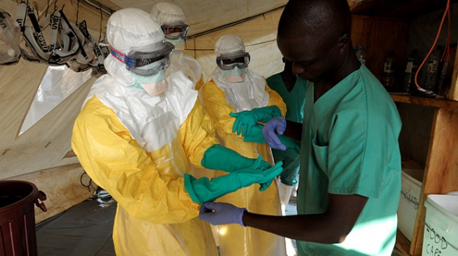 Ebola: Nigeria on alert as UK considers action