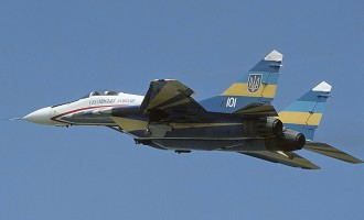 Ukraine: Two military fighter jets shot down