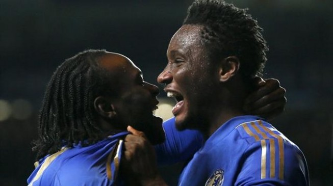 Mikel, Moses missing in Chelsea's pre-season tour