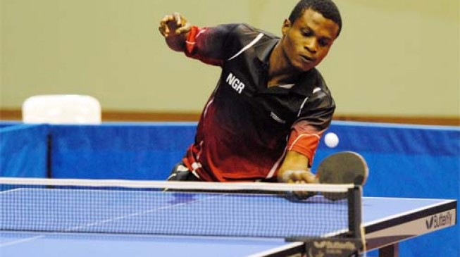 19-year-old helps Nigeria to table tennis bronze