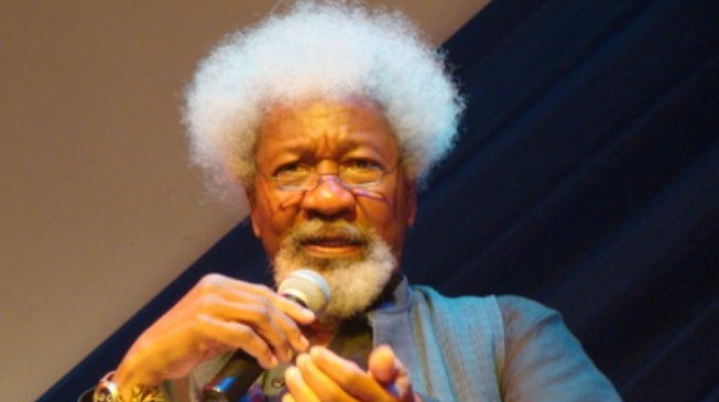 Soyinka: Anti-corruption war won't be won until some leaders pass through EFCC doors