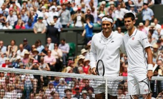 Highlights: Novak Djokovic vs Roger Federer Wimbledon 2014