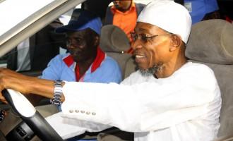 Osun: Aregbesola 'looking good' to return