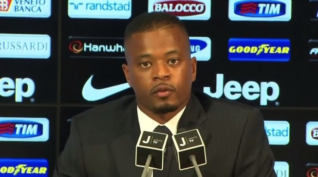 Evra: Leaving United was difficult