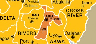 Police arrest Biafra agitators during 'peaceful march' in Aba