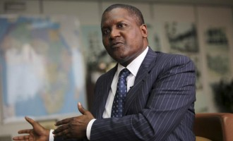 Construction work begins on Dangote's 'single largest oil refinery in the world'