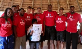 Basketball without borders