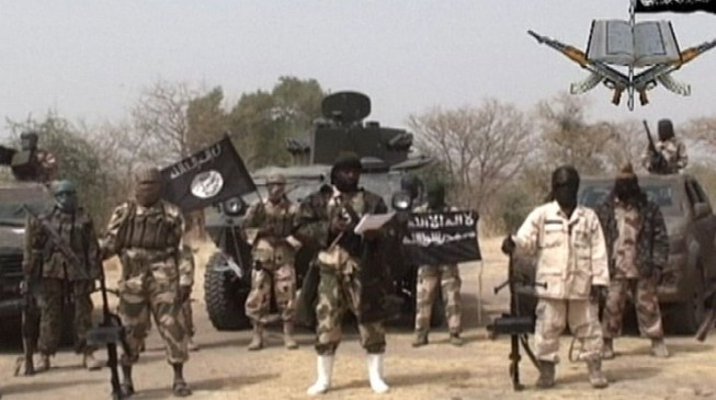 Boko Haram 'beheading' Christians in Gwoza