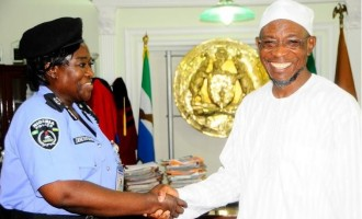 Two police commissioners for Osun two days before governorship election