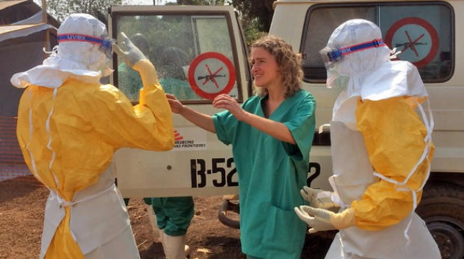 Ebola: Allen offers $9m; Cuba contributes 165 health workers