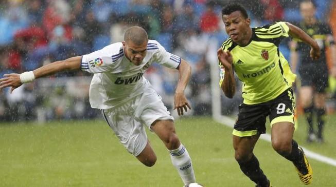 Ike Uche: My aim is always to improve