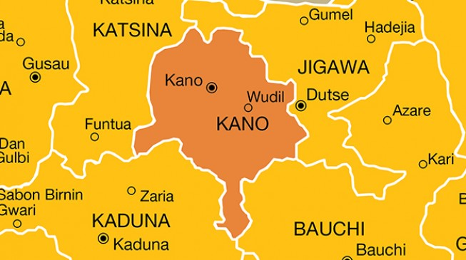 Firemen rescue six from collapsed building in Kano