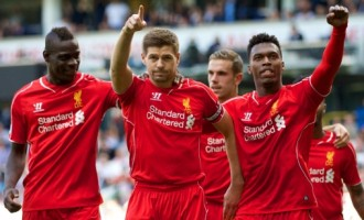 Liverpool pummel Spurs at the Lane, Leicester hold Arsenal