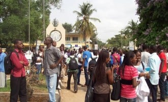 Amosun closes down OOU over student protests