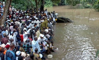 Don't come to Osun river for Ebola cure, Osun govt warns