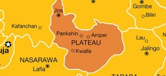 Five shot dead at Plateau mining site