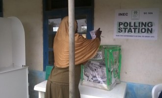 INEC denies alleged diversion of electoral materials