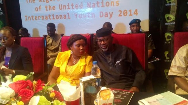 Imoke, Henshaw inspire youths at Rise dialogue