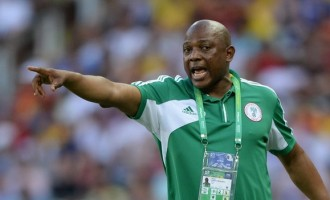 Keshi to sign new contract before Eagles' next game