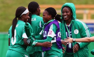 Falconets beat Korea to claim first Group C win
