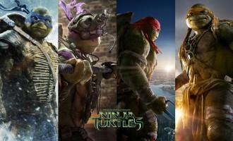 Teenage Mutant Ninja Turtles tops US box office with $93.7 million